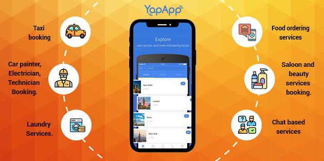 on demand service app builder