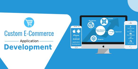 Custom Ecommerce Application Development