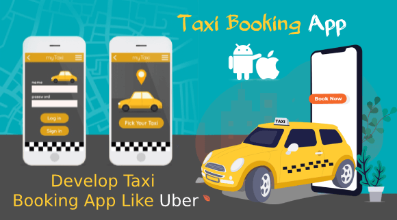 Develop On-Demand Taxi Booking App Like Uber