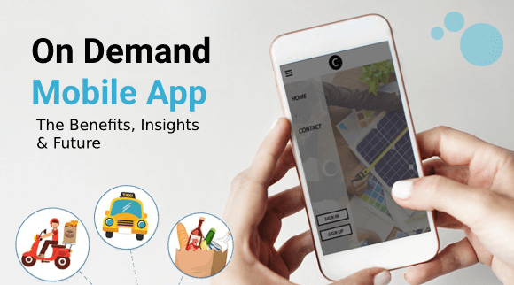 On Demand Mobile App